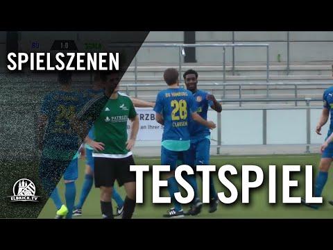 HSV Barmbek-Uhlenhorst - SC Alstertal-Langenhorn (Testspiel)