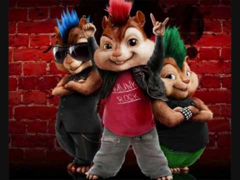 alvin and the chipmunks-cops theme song
