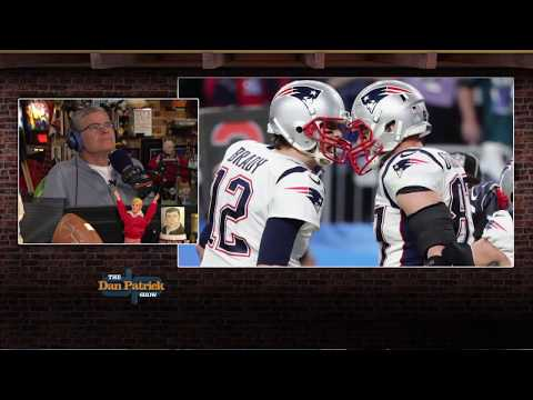 Gronk Going Bye-Bye? | The Dan Patrick Show | 2/20/18