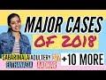 Major Landmark Cases of Supreme Court 2018 | Latest Judgements of 2018