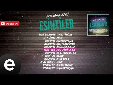 KARADENİZ'DEN ESİNTİLER (Full Albüm) - Esen Müzik