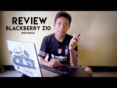 Review Blackberry z10 ( indonesia )