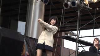2011年第45回帝京大学青舎祭 ミスコングランプリ決定 平野由佳.