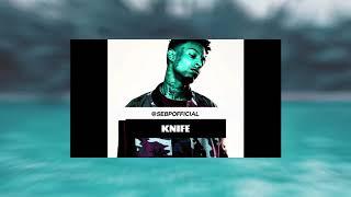 "21 Savage Type Beat - ""Knife"" [Prod. by SEB P]"