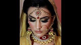 Arabic Double Winged Eyeliner - MUA Saira Iqbal