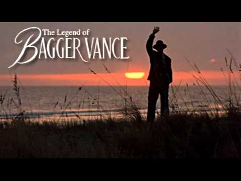 Legend of Bagger Vance OST 12  Old Hardy Joins Bagger by the Sea