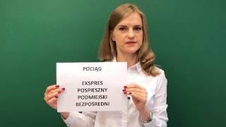 Ви такого ще не чули! Все про залізничний вокзал! Уроки польської мови