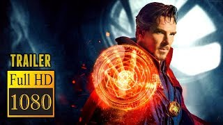 🎥 DOCTOR STRANGE (2016) | Full Movie Trailer in Full HD | 1080p