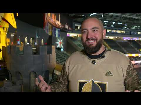 Big D Vegas - Golden Knights: AT&T SportsNet Cameras Followed Me Around Last Season
