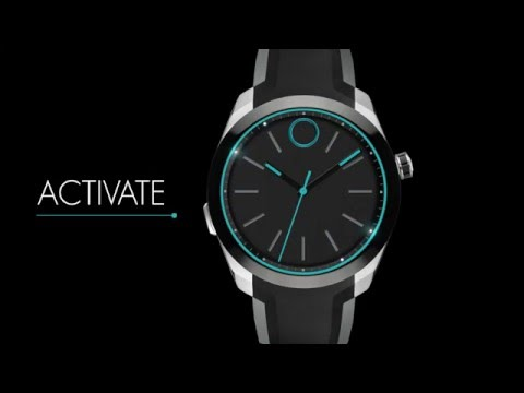movado bold motion instructions