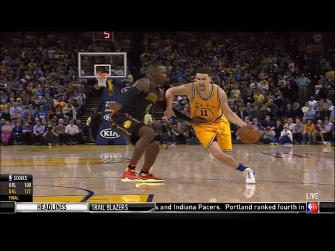 Warriors 2015-16 Season: Game 59 vs Hawks