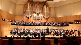 Beethoven's 9th Symphony Clip - Lyceum Philharmonic/Sterling Singers