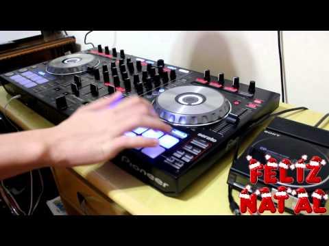 Natal (Christmas) MIX - On Pioneer DDJ_SX, english sub - DJ Pauloso