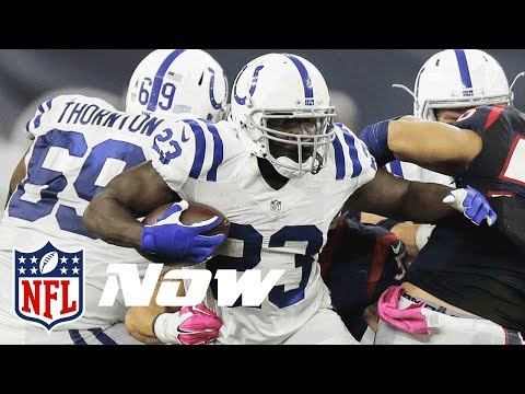Colts vs. Texans Highlights in 60 Seconds (Week 5) | NFL Now