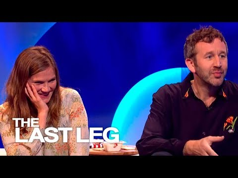 Chris O'Dowd Determined to Finish His Banksy Story - The Last Leg