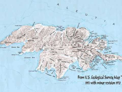 The Aleutian Islands Campaign of WWII