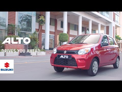"New ALTO | Driving Footage 2019 ""DRIVES YOU AHEAD"" | Suzuki"
