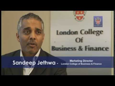 KairosOnlineExpo - London College of Business and Finance - introduction