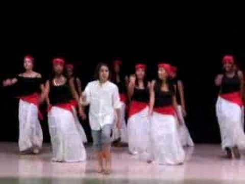 Afro-Latino Dance Performance