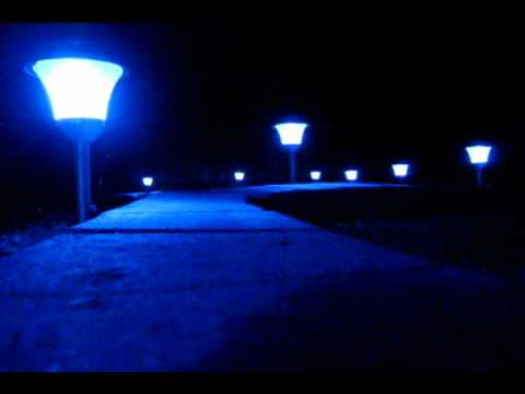 RGB LED Garden Lights & RGB LED Garden Lights - YouTube