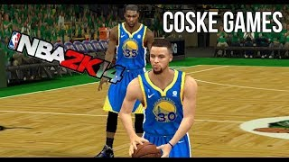 NBA 2K14 - 2017/18 roster, courts, jerseys, graphics, gameplay... HOW TO IMPORT IT - TUTORIAL