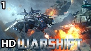 WARSHIFT || AAA Action RTS Developed by 1 Person!?!?! || Part 1
