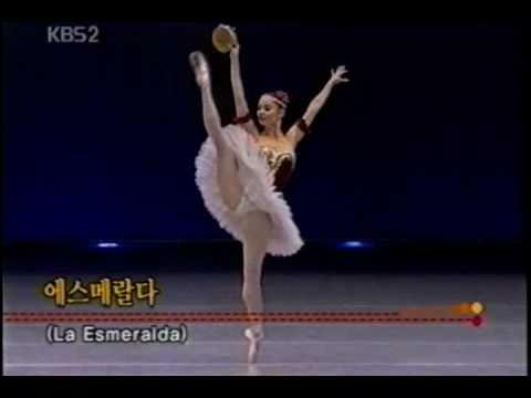 Maria Kochetkova Esmeralda variation