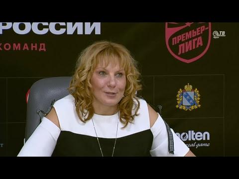 27.01.2019  Инвента (Курск) - УГМК (Екатеринбург)