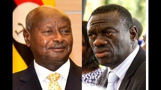 BESIGYE EXPLAINS RELATIONSHIP WITH MUSEVENI - HE SAYS HE'S VERY INTELLIGENT