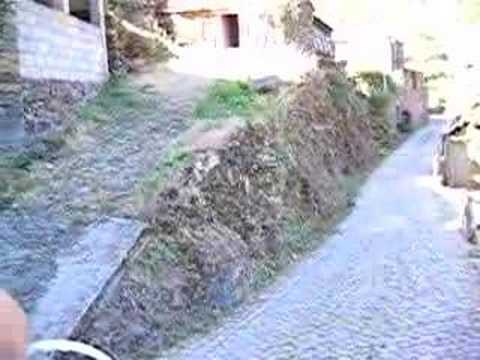 Serra da Arada - Única família em Janarde