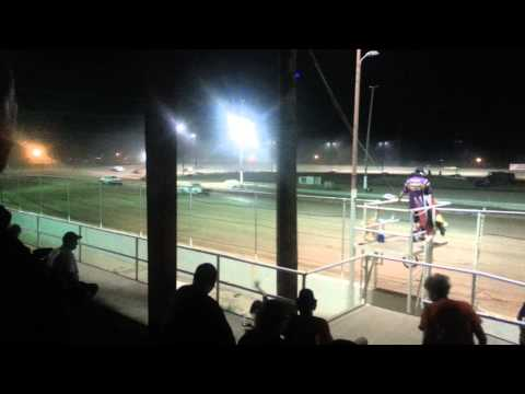 Central Arizona Raceway 06 20 15 Bomber Main