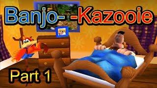 Banjo Kazooie Part 1