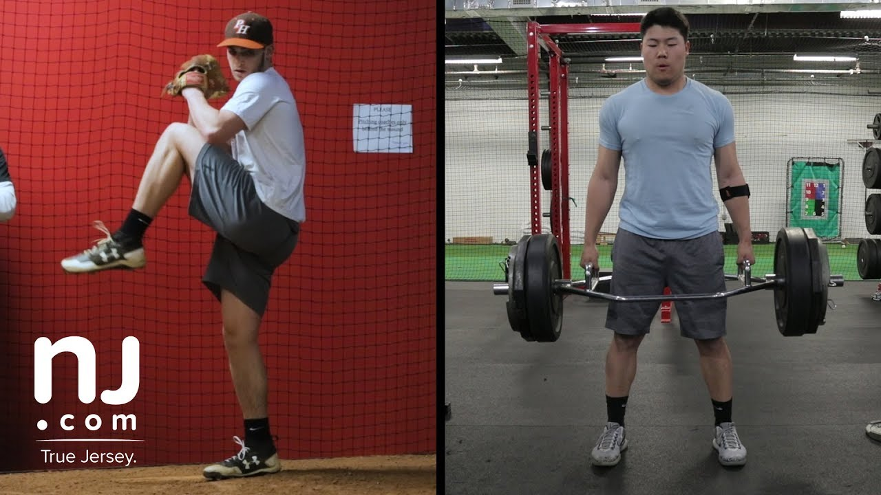 WATCH: HS pitchers endure grinding schedules to get special training and it pays off