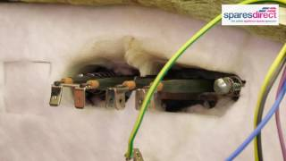 How to replace an Electrolux Oven Grill Element   Oven Spares & Parts   0800 0149 636