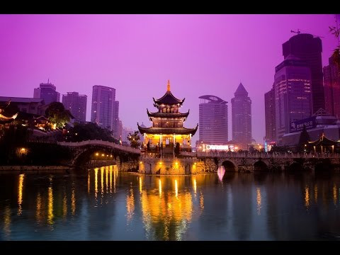 The Cosy and Cool Guiyang City