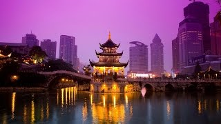 The Cosy and Cool Guiyang City