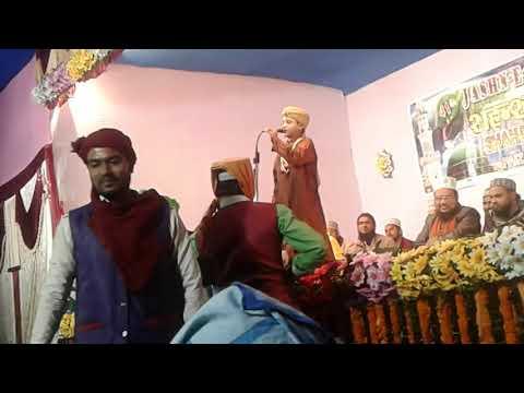 New naat Shoaib Raza Qadri digibari Sundargarh Odisha 6.12.17
