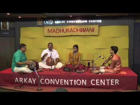 Kruthi  l Madhuradhwani Thematic l Arkay Convention Center