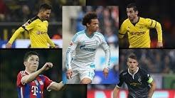 Top 5: Bundesliga-Abgänge Sommer 2016