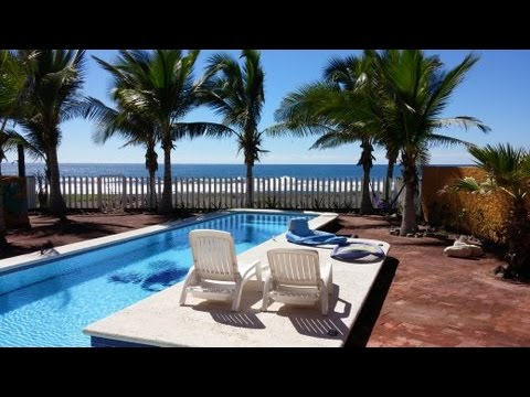 Fabulous Cuyutlan, Mexico Waterfront Property For Sale