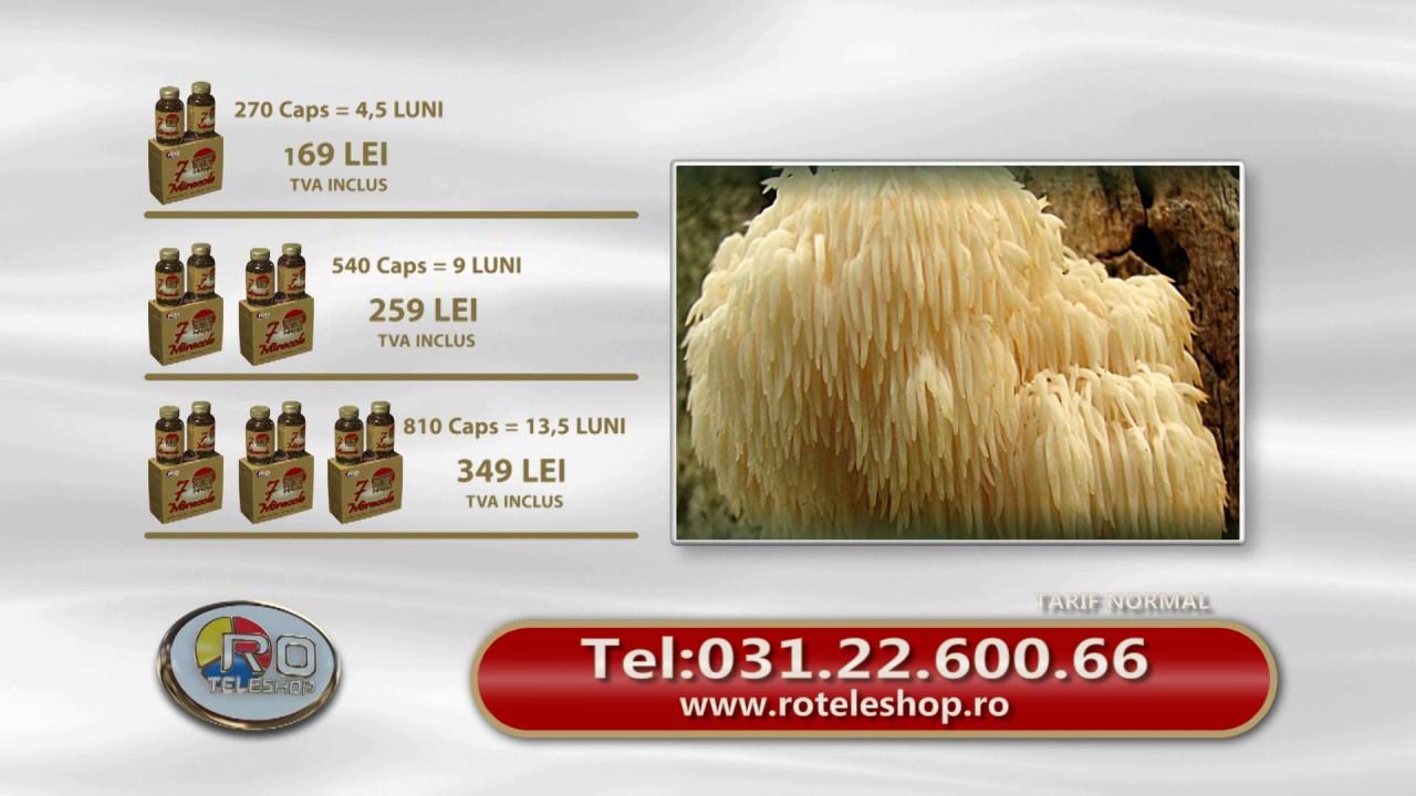 Ciuperci 7 miracole - printreoale.ro