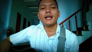 Xin thời gian qua mau- Lam Phương guitar cover