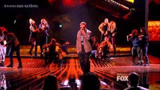 Chris Rene - No Woman No Cry -  The X Factor USA