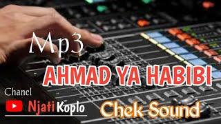 Download Lagu LIVE ! QOSIDAH KOPLO Mp3 AHMAD YA HABIBI    Njati Koplo mp3