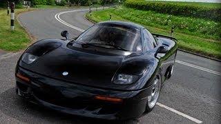 Jaguar XJR15 [HD] LOUD REVS + EPIC acceleration sound