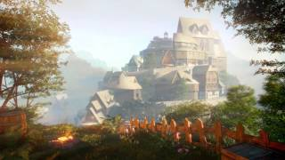 Fantasy Medieval Town Ambience 45 minutes YouTube