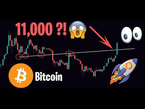 LE BULL RUN DU BITCOIN EST IMMINENT ?! DIRECTION $11,000 ?! - Analyse Crypto Ethereum Altcoin -31/01
