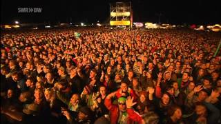 Mando Diao Down In The Past Gloria Dance With Somebody Southside Festival 2010 LIVE