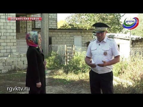 В Дагестане полицейский спас 3-летнего малыша