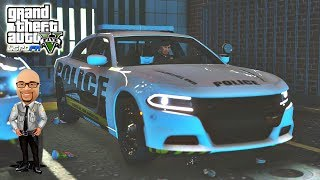 | LIVE | LSPDFR |SAN ANDREAS RAILROAD POLICE| |#163 SHERIFF DONUT